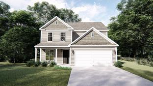 The Payton - Oak Park: Youngsville, North Carolina - West Homes