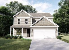 The Payton - Larkin: Statesville, North Carolina - West Homes