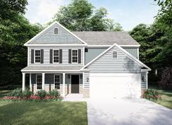 The Piedmont - Oak Park: Youngsville, North Carolina - West Homes