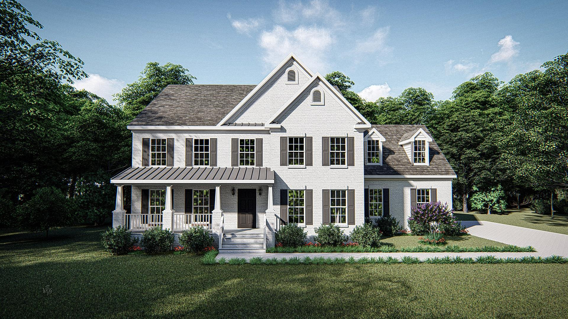 Exterior featured in The Wellington V By West Homes in Richmond-Petersburg, VA