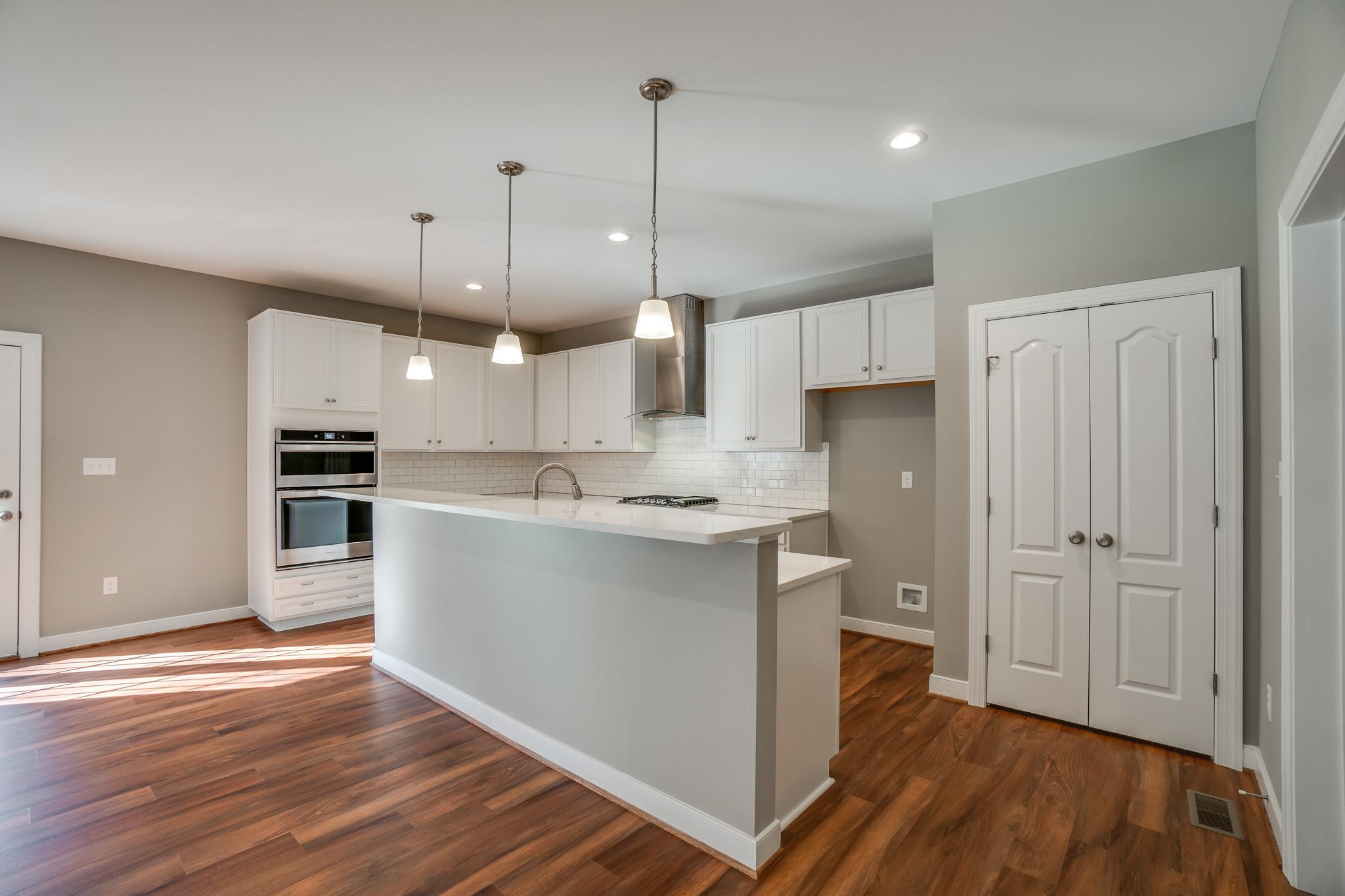 Kitchen featured in The Wellington V By West Homes in Richmond-Petersburg, VA