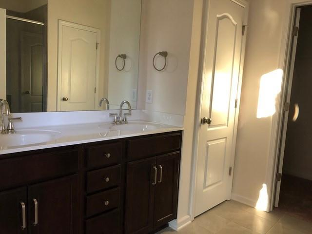 Bathroom featured in The Oakmont By West Homes in Charlotte, NC