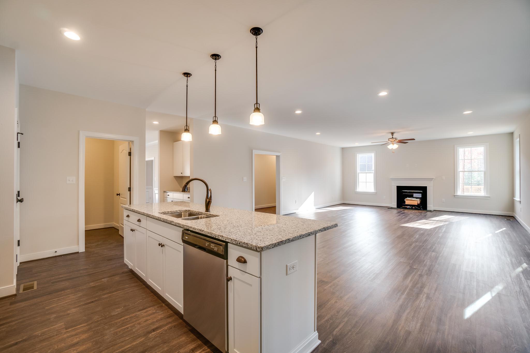 Kitchen featured in The Wellsley By West Homes in Richmond-Petersburg, VA