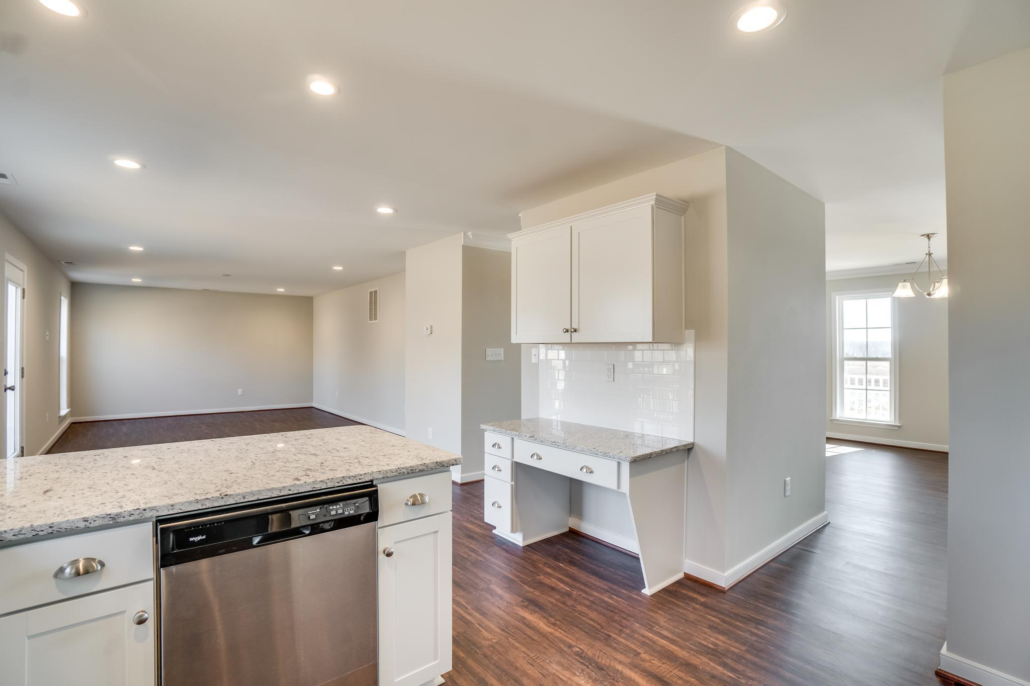 Kitchen featured in The Piedmont By West Homes in Raleigh-Durham-Chapel Hill, NC