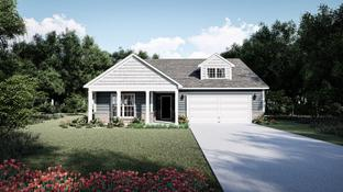 The Clarkson - Oak Park: Youngsville, North Carolina - West Homes
