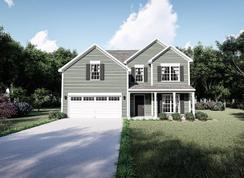 The Madison - Oak Park: Youngsville, North Carolina - West Homes