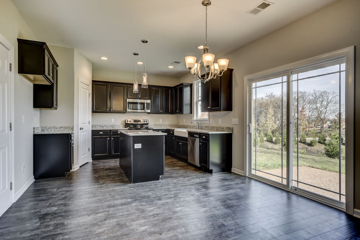 Kitchen featured in The Collinwood By West Homes in Nashville, TN
