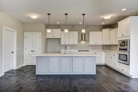 Kitchen-in-The Wellington IV-at-Fairway Farms-in-Mount Juliet
