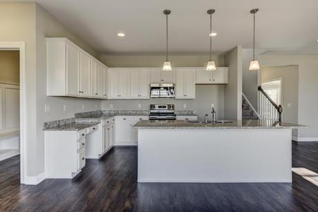 Kitchen-in-The Monteray II-at-Oak Park-in-Youngsville