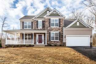 Williamsburg - On Your Land: King George, Virginia - Westbrooke Homes - Build On Your Lot