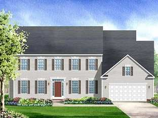 Mt. Vernon - On Your Land: King George, District Of Columbia - Westbrooke Homes - Build On Your Lot