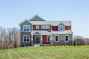 Alexander - On Your Land: King George, District Of Columbia - Westbrooke Homes - Build On Your Lot