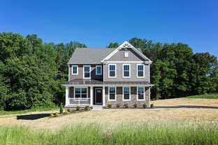 Paige - On Your Land: King George, District Of Columbia - Westbrooke Homes - Build On Your Lot