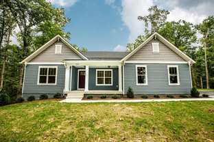 Saylor - On Your Land: King George, Virginia - Westbrooke Homes - Build On Your Lot