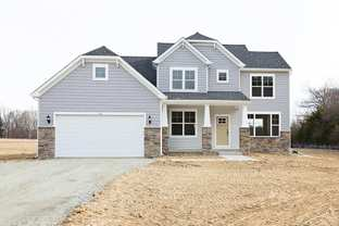 Patricia - On Your Land: King George, District Of Columbia - Westbrooke Homes - Build On Your Lot
