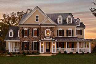 Washington - On Your Land: King George, Virginia - Westbrooke Homes - Build On Your Lot