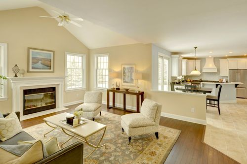 Greatroom-and-Dining-in-Georgetown (Price includes $600,000 for lot)-at-Scarsdale - Pricing assumes average lot cost of $600,000-in-Scarsdale