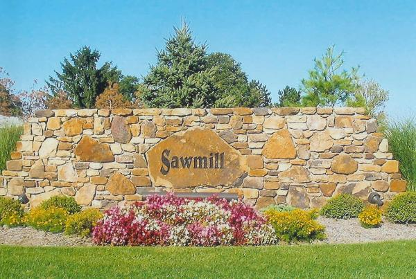 Peaceful Sawmill in Greenfield