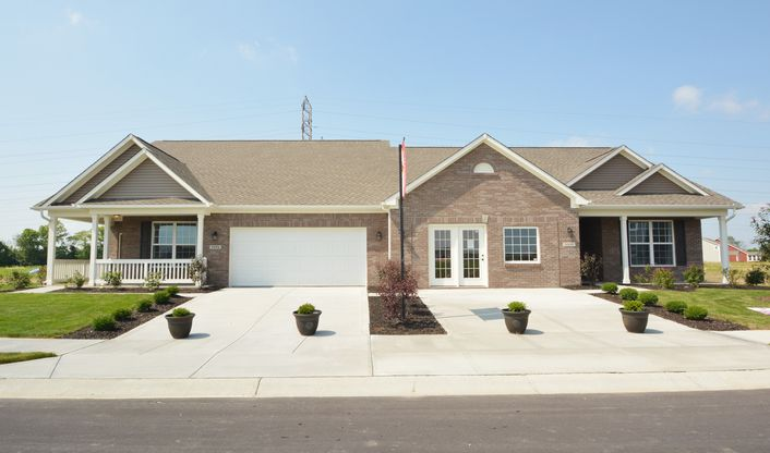 Village At New Bethel in Indianapolis, IN, New Homes & Floor Plans on