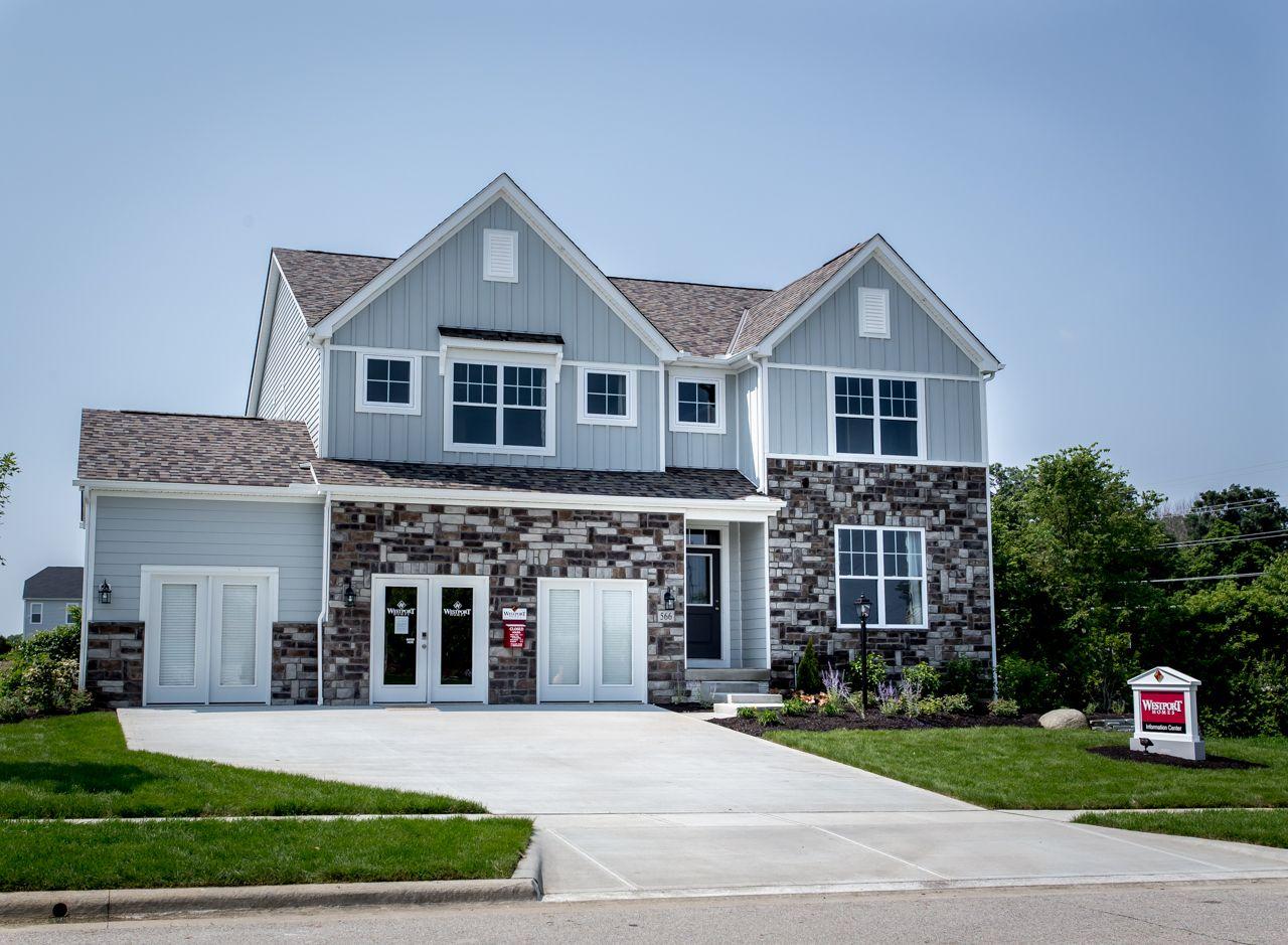 Westport Homes Design Center Columbus Ohio Home Review