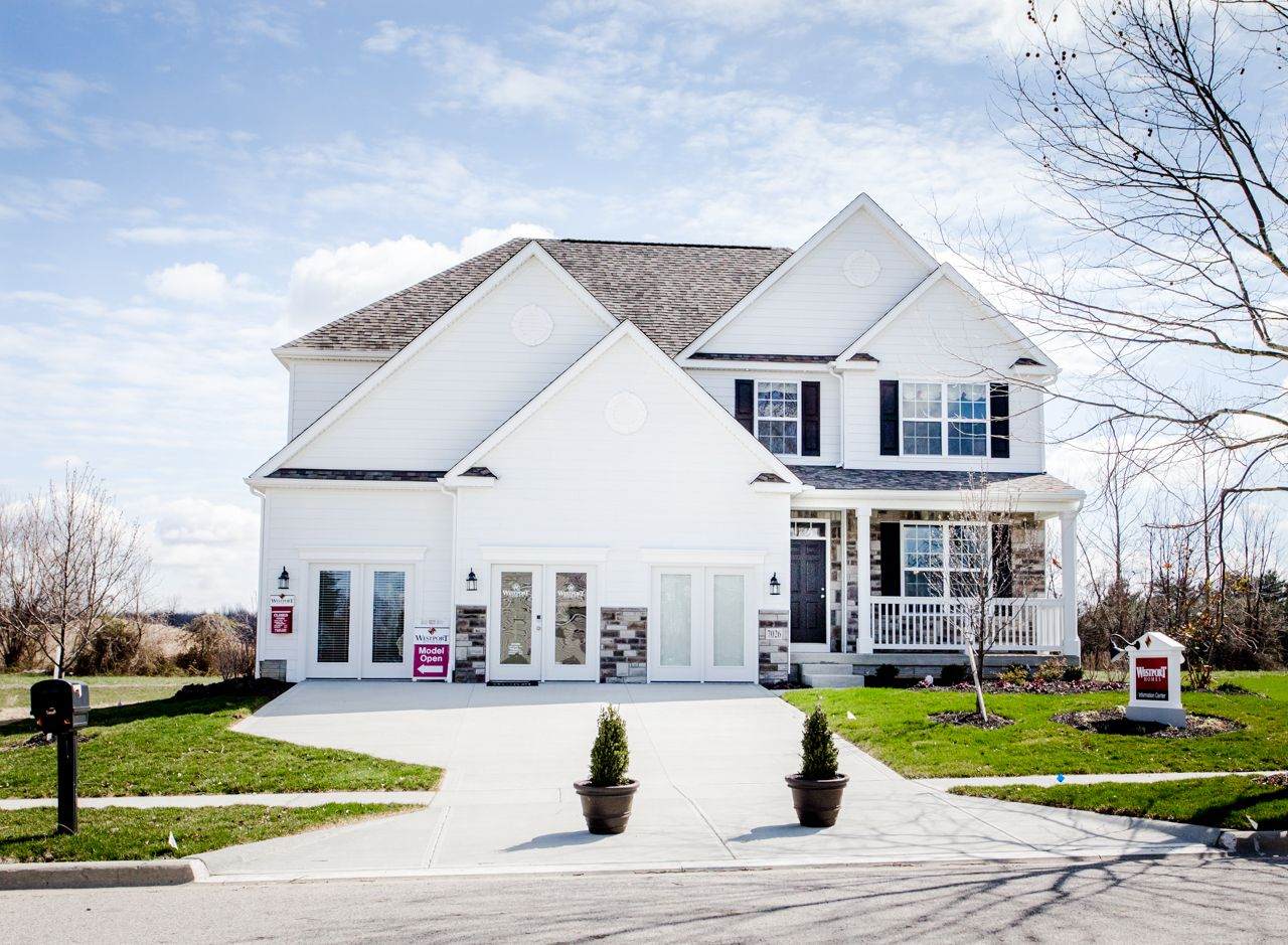 New Homes in Olentangy LSD Ohio | NewHomeSource.com