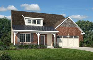 homes in Regency Estates by Westport Homes of Indianapolis