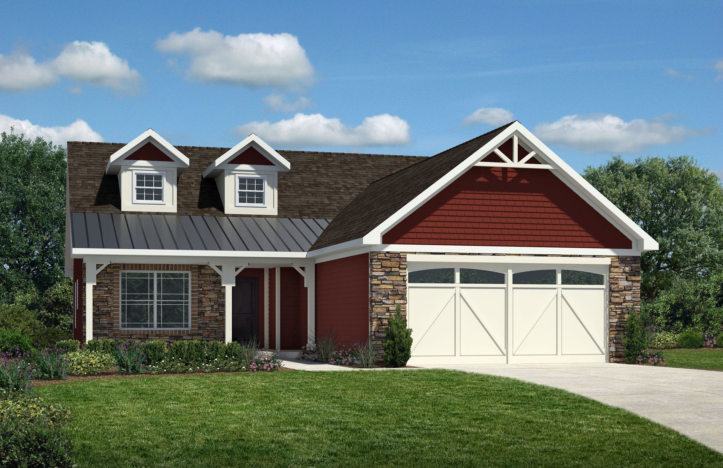 Westport homes of indianapolis new house models in for House builders in indiana