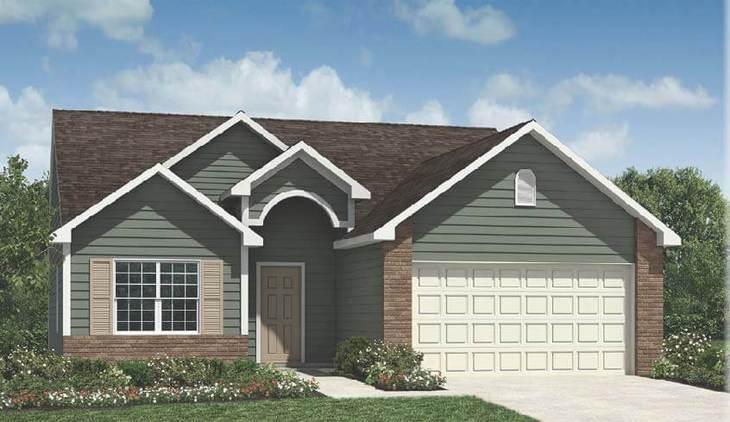 Model Home:Model Home New Home Builder Fort Wayne IN