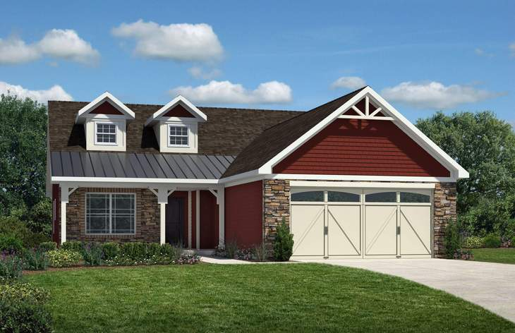 Carriage:Carriage New Home Builder Indianapolis IN