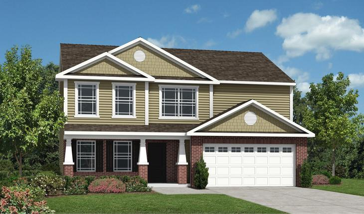 Craftsman:Craftsman New Home Builder Fort Wayne IN