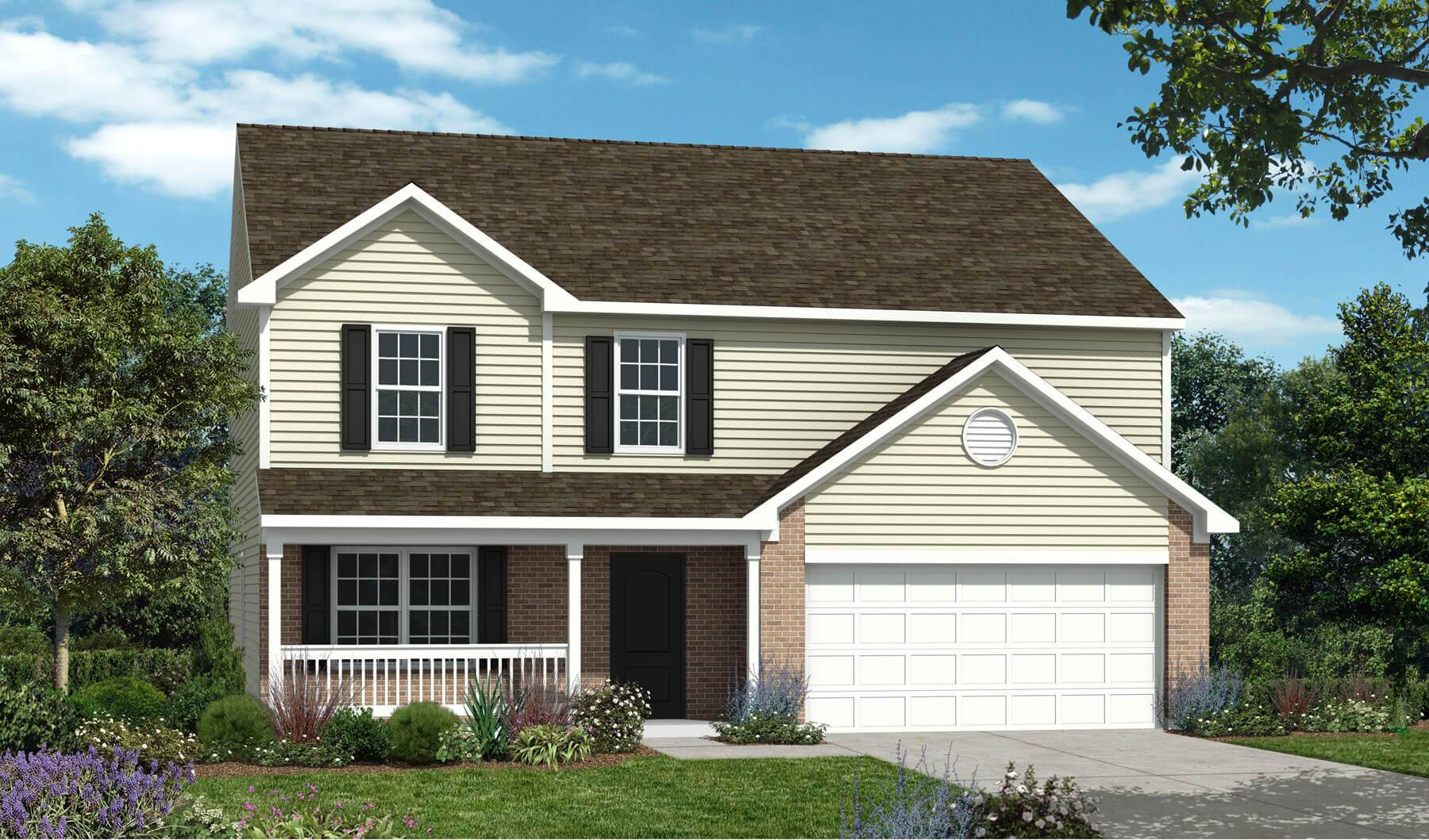 Delicieux Cardinal Village In Indianapolis, IN, New Homes U0026 Floor Plans By Westport  Homes Of Indianapolis