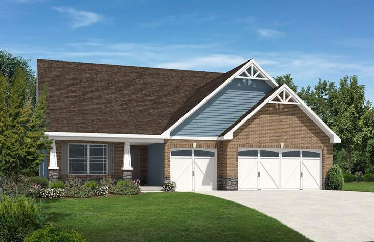 Grandover Carriage:Grandover Carriage Estates New Home Builder Indianapolis IN