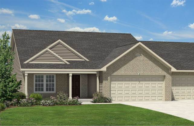 Lafayette-paired:New Homes Indianapolis