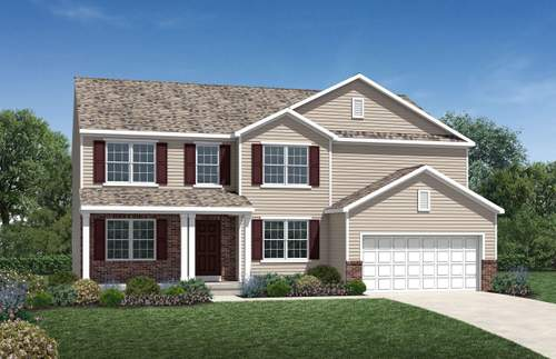 The Reserve At Hidden Creek By Westport Homes Of Columbus In Ohio
