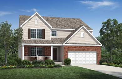 New Construction Homes & Plans in Lockbourne, OH | 725 Homes ... on