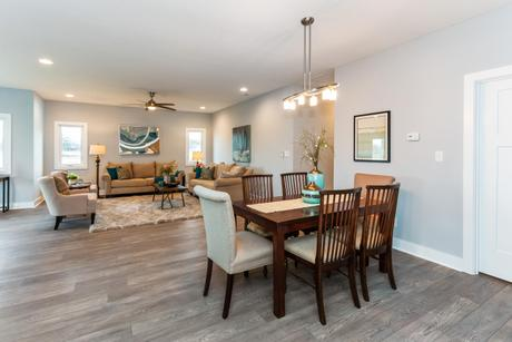 Greatroom-and-Dining-in-The Durand-at-White Oak Commons-in-Trafalgar