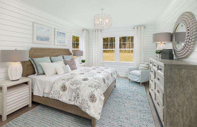 Exterior:Guest Bedroom Representation