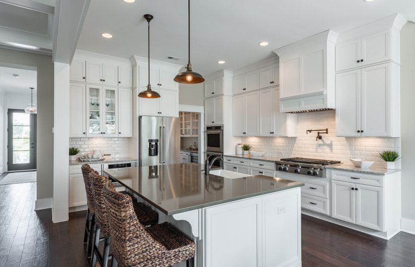 Kitchen featured in the Chesapeake - Dock Lot By John Wieland Homes in Charleston, SC