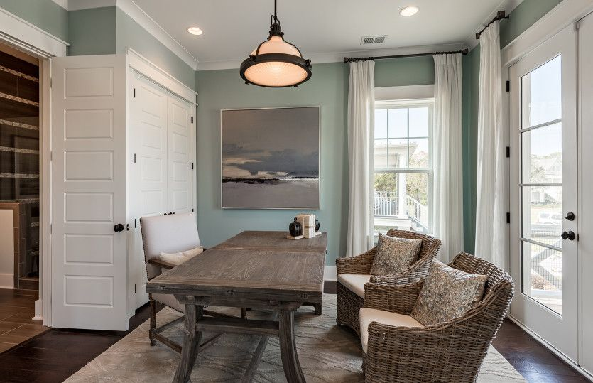 Living Area featured in the Chesapeake - Dock Lot By John Wieland Homes in Charleston, SC