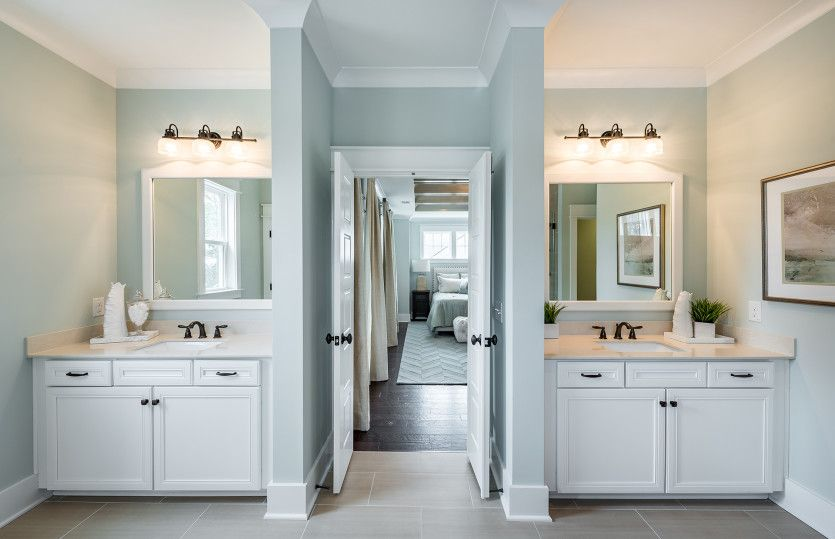 Bathroom featured in the Chesapeake By John Wieland Homes in Charleston, SC