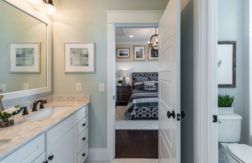 Bathroom featured in the Chesapeake - Dock Lot By John Wieland Homes in Charleston, SC