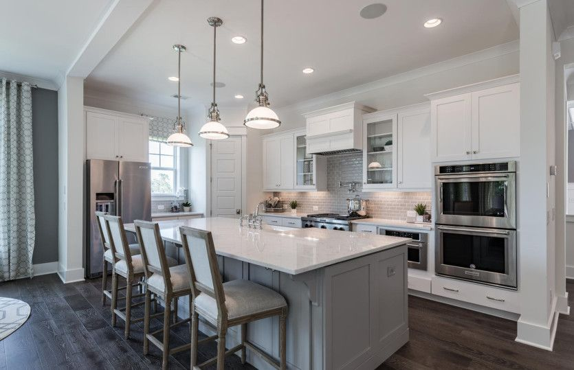 Kitchen featured in the Carter By John Wieland Homes in Charleston, SC