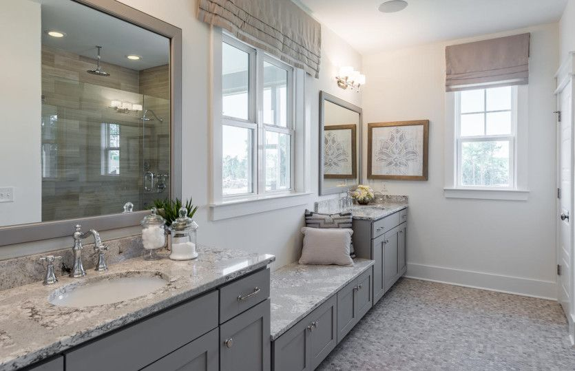 Bathroom featured in the Carter By John Wieland Homes in Charleston, SC