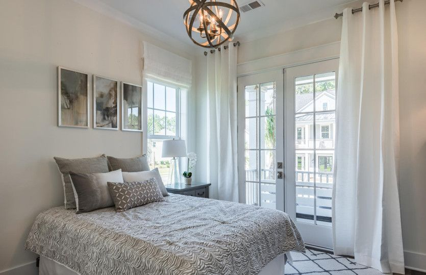 Bedroom featured in the Carter By John Wieland Homes in Charleston, SC