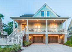 Faulkner - Dunes West Golf and River Club: Mt Pleasant, South Carolina - John Wieland Homes