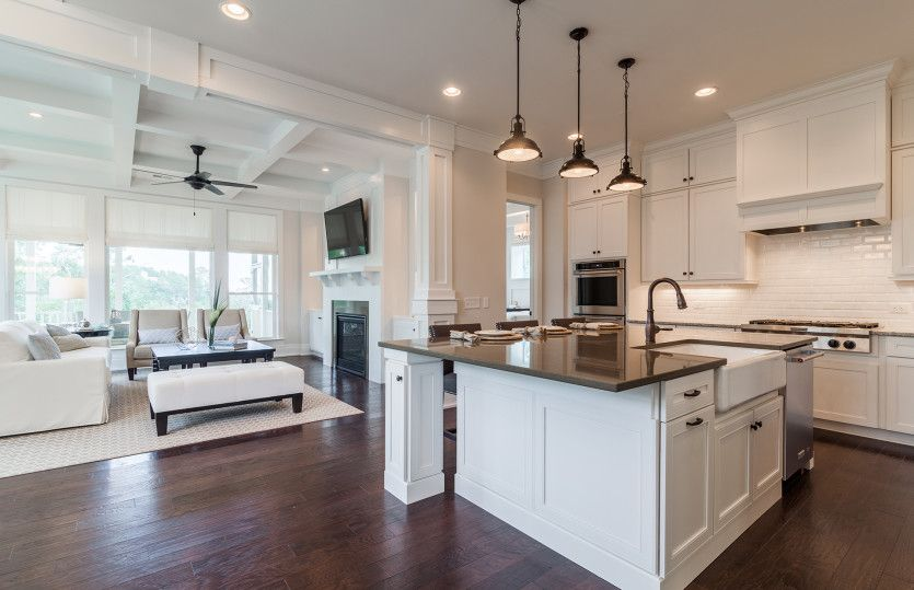 Kitchen featured in the Faulkner By John Wieland Homes in Charleston, SC