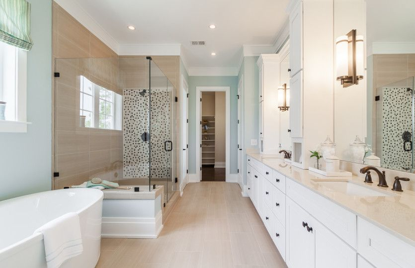 Bathroom featured in the Faulkner By John Wieland Homes in Charleston, SC