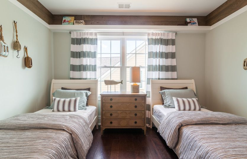 Bedroom featured in the Faulkner By John Wieland Homes in Charleston, SC