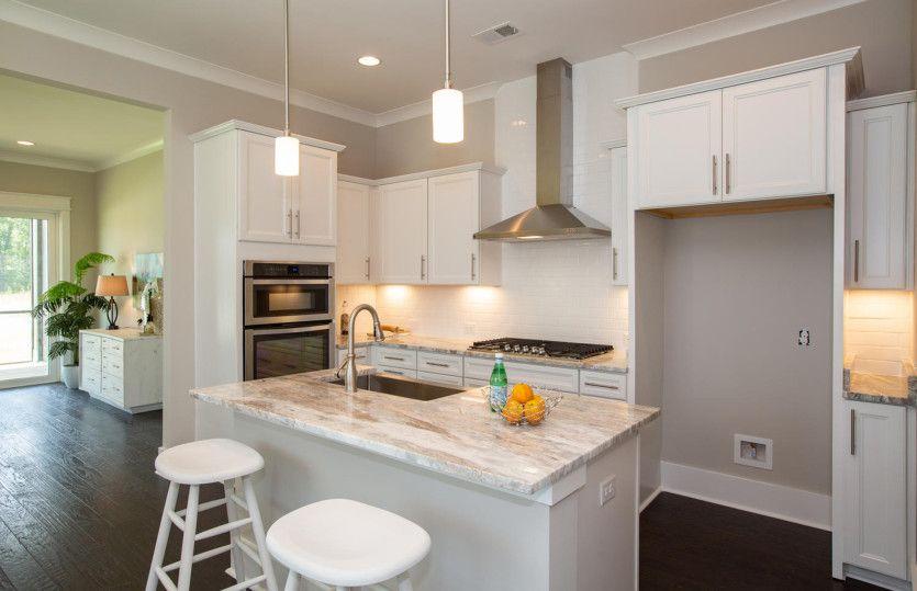 Kitchen featured in the Preston By John Wieland Homes in Charleston, SC