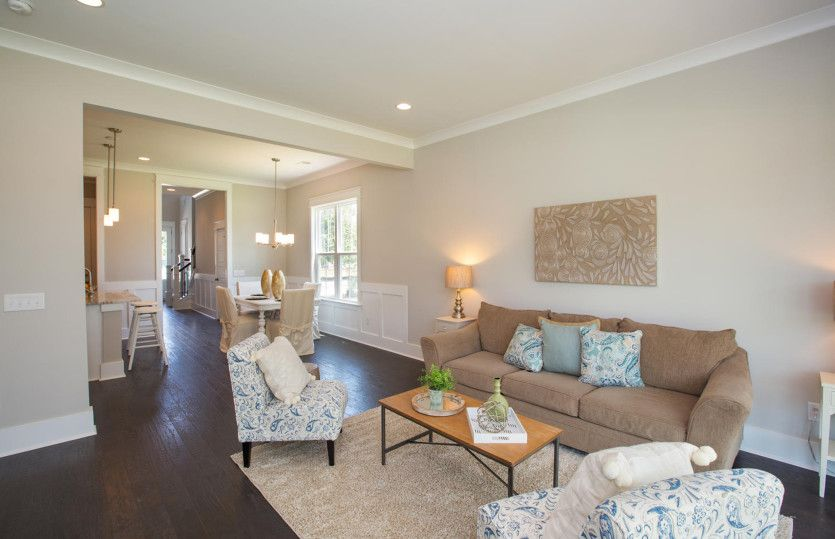 Living Area featured in the Preston By John Wieland Homes in Charleston, SC